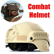 MICH2000 Outdoor Airsoft Military Tactical Combat Riding Hunting Helmet New