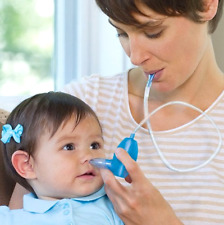 Nose Nasal Aspirator-Effective Medical Safety Suction, Baby Safety Heath NEW