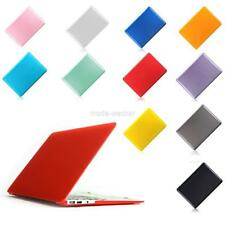 """New Good Crystal Hard Shell Case Cover For Mac Book Pro 15"""" 11 Colors MDWK"""
