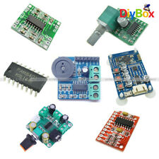 Class D 2X3W PAM8403 Amplifier Board USB Power Audio 4.0 Receiver SOP Module