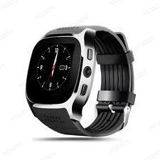 Smart Wrist Watch SIM GSM Phone Mate Bluetooth Camera For Android HTC Samsung
