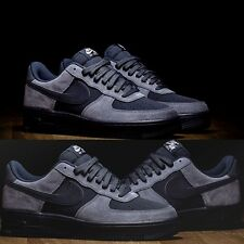 NIKE AIR FORCE ONE 1 '07 LOW ARMORY BLUE NAVY MEN'S SHOE LIFESTYLE COMFY SNEAKER