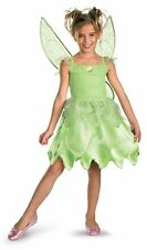 Tink and the Fairy Rescue - Tinkerbell Classic Child Costume by Disguise