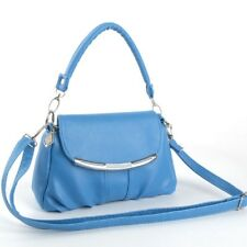 Women New Casual Pu Leather Solid Casual  New Fashion Cross Body Shoulder Bag