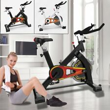 2017 Stationary Exercise Bicycle Bike Cycling Cardio Health Workout Fitness New