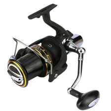 Large Spinning Reel Long Cast Saltwater Spinning Reels Fishing 13+1BB