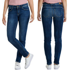 7091 Only Ladies Denim Pants Trousers Slim Jeans Fit Blue NEW Skinny Low-Rise