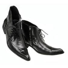 Size 5-11 PATE NT Leather Lace Up Formal Dress Ankle Boots Mens Fashion Shoes