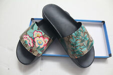 NWT:Size 6/7/8@@@Gucci-- Women's Gucci Tian slide sandal BIRD Flip Flops Slip On