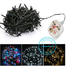 30M 300 LED Fairy String Lights Twinkling Static Christmas Party Wedding Decking