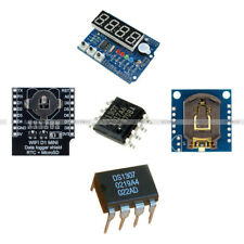 DS1307 RTC I2C Real Time Clock Wemos D1 Data Logger Shield DIP8 SOP8 for Arduino