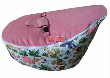 Lovely Comfortable Baby Bean Bag Snuggle Bed Nursery Baby Sleeper without beans