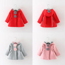 Toddler Outerwear Toddler Baby Girls Cute Coat jacket Spring Tops New Outwear