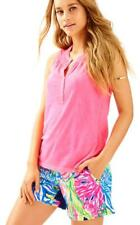 Lilly Pulitzer NWT Essie Top PINK POUT XL XLARGE