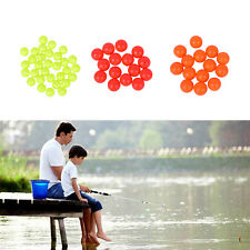 100x EPS Fish Float Ball Senior Eva Foam Indicator Float For Fishing 2# 3# 4# 4A