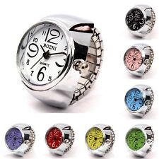 Stainless Steel Silver Shell Quartz Analog Watch