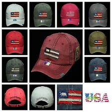 Baseball Cap Fashion Dad Hat Vintage Ball Caps California Republic  / CALI Bear