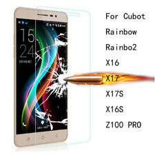 100% GENUINE TEMPERED GLASS FILM SCREEN PROTECTOR FOR CUBOT