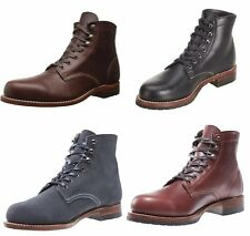 New WOLVERINE Mens 1000 Mile Original Leather Ankle Lace Up Boots Made in USA