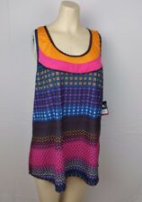 FILA Sport Womens Racerback Running WICKING Work Out TANK TOP Size XL NWT