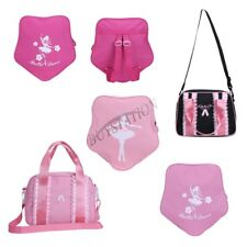 Child Girls Ballet Dance Bag Embroidered Kids Shoulder Gym Bags Dance Backpack