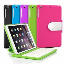 360° Swivel Rotary Bluetooth Keyboard Stand Case Cover For Apple iPad Mini 1 2 3
