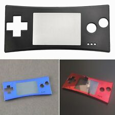 HOT Replacement Front Faceplate Shell Cover Case For Nintendo Game Boy Micro GBM
