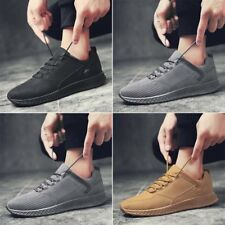 New Mens Casual Athletic Sport Lace Up Sneakers Shoes Joker Running Board Fall