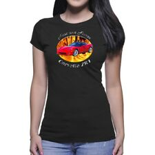 Chevy Corvette ZR1 Fast And Fierce Women`s Dark T-Shirt