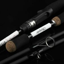 Fishing Rod 2.28m Spinning Rod Portable Travel Casting Fishing Rods Lure Carbon