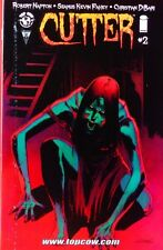 CUTTER #2  NM NEAR MINT  TOP COW - IMAGE