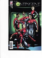 THE CONTINGENT #1  * FIRST PRINT *   NM       MIND STORM