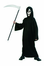 Ghoul Black Hooded Robe Child Costume by RG Costumes