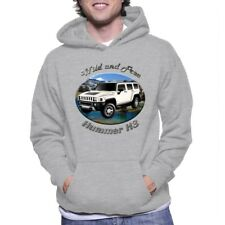 Hummer H3 Wild And Free Adult Hoody