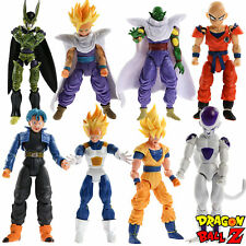 8Pcs/Set Dragonball Z Dragon Ball DBZ Joint Movable Action Figures Kids Toys