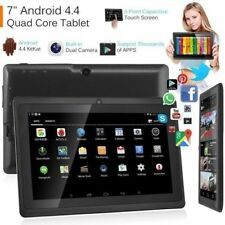 """7"""" HD Android Tablet 8GB Quad Core 1.30GHz Dual Camera Bluetooth Wifi Tablet S39"""