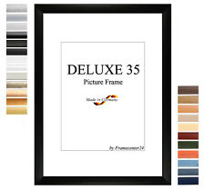deluxe35 Picture Frame 78x137 cm or 137x78 cm Photo/Gallery/Poster Frame