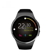 KW18 Bluetooth Smart Watch Full Screen Support Sim Tf Card iOS Android