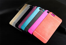 Metal Aluminum Hybrid Back Cover Phone Case Skin Fitted Gift Iphone 5 5s SE