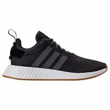 MENS ADIDAS NMD  R2 CORE BLACK / UTILITY BK RUNNING SHOES MEN'S SELECT YOUR SIZE