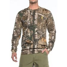 Browning Hell's Canyon Realtree Xtra Camo Hunting L/S Shirt - Choose Size - NEW!
