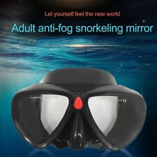 Adult Scuba Snorkel Diving Mask Anti-Fog Underwater Scuba Snorkeling Mask EL