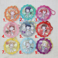 T513 Hot Anime Lovelive Love Live Acrylic Keychain Key Ring Rare straps cosplay