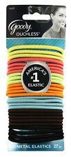 Goody 27-pc Ouchless Carmen No Metal Elastics Hair Tie Accessory Ponytail Band