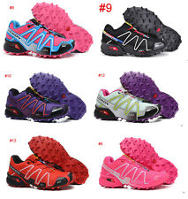 2017 new fashion women Speedcross Athletic Running Outdoor Hiking Shoes WS13