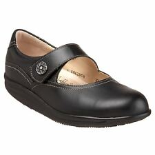 Finn Comfort Salo 2932 Black Womens Mary Jane Finnamic Shoes Leather New