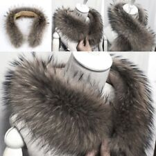 Women Fashion Winter Warm Scarf Collar Faux Fox Fur Shawl Stole Wrap Shrug Scarf