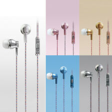Noise Isolating In Ear Earphone MP3 Headphone Built In Microphone For MP3 MP4