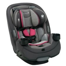 3 in 1 Baby Toddler Convertible Car Seat Safety 1st Everest Pink Grow and Go