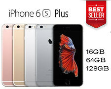Apple iPhone 6s Plus 4G LTE - 4 Colors - (Unlocked / SIM FREE) - 1 Year Warranty